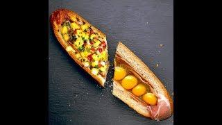 Рецепты НаБазар: Завтрак в багете
