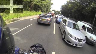 Daily Observations #1 - Crash on the A390