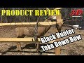 3D Archery   Black Hunter Take Down Bow Review
