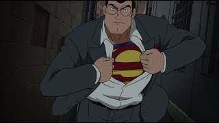 Супермен против Атомного Черепа