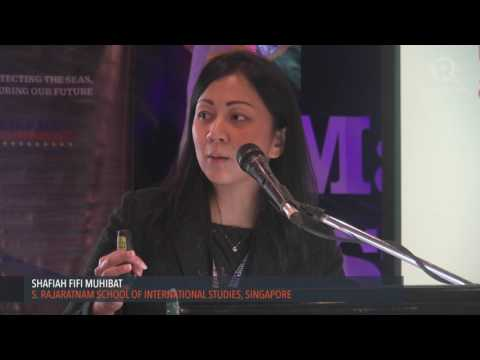 Muhibat on the importance of maritime security for ASEAN