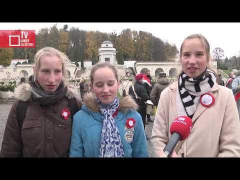 Kurier Galicyjski: Obchody 102. rocznicy Święta Niepodległości Polski we Lwowie