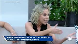 Sandro Pedroso fala sobre fama de preguiçoso em A Fazenda