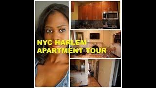 NYC HARLEM APARTMENT TOUR 2018| AIRBNB