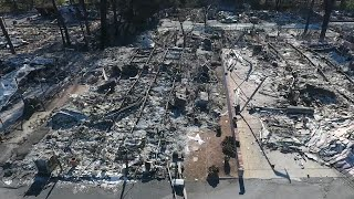 Death from California fires jumps to 80, with 1,000 missing