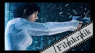 Ghost In The Shell | Filmkritk | Movie Review | Cubi Reviews