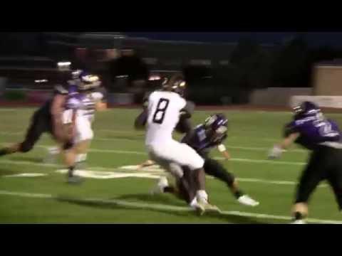 Navarro High School Panthers Pounce the Giddings Buffaloes