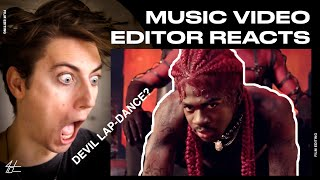 Christian Editor Reacts To Lil Nas X Montero Lap Dancing On The Devil MP3