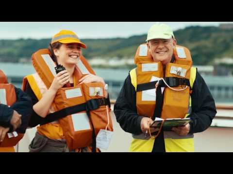 Ship Safety Training Video - Saga Cruises