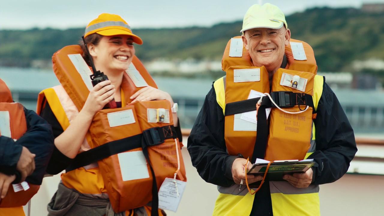 Ship Safety Training Video - Saga Cruises