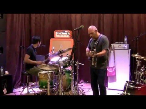 Bass & Drum Workshop at JS Music Penang by Andy Peterson & John Thomas