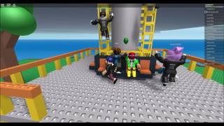 We survive with desatres!/with XxDeanxX/roblox: natural disaster survival