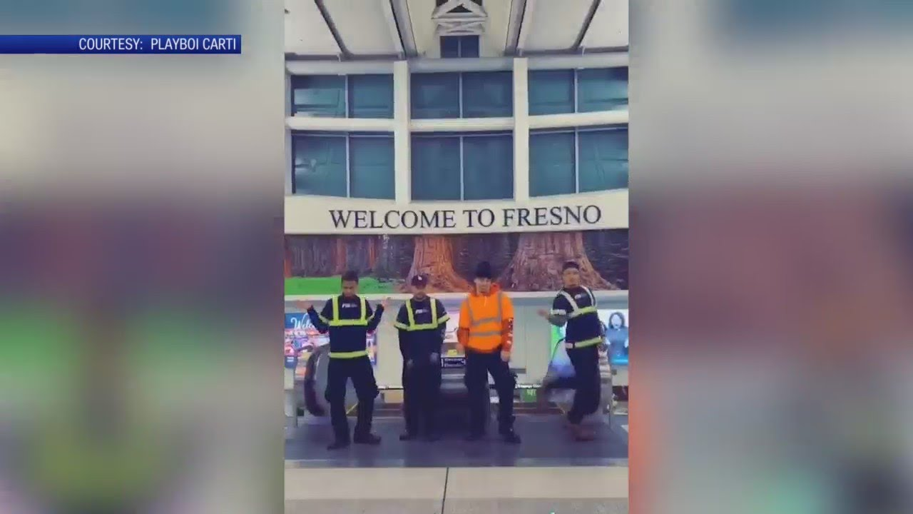 Former Fresno airport workers say a viral video cost them their jobs