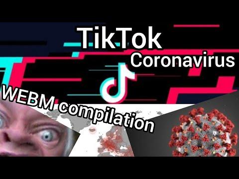 ЛУЧШИЕ ТИКТОК КОРОНАВИРУС МЕМЫ // TIKTOK CORONAVIRUS WEBM COMPILATION