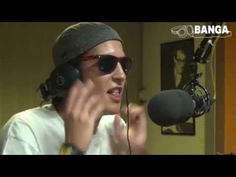 BANGA HIP HOP SHOW - VAZZ INTERVIEW & LIVE RAP