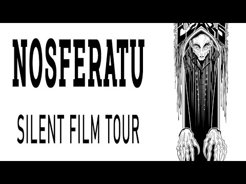 "Here's a mini trailer for the Invincible Czars' 2016 Halloween tour for ""Nosferatu."""