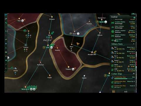 Stellaris Megacorp - Part 17 - Break Apart of Mercenary Clans |