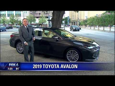 Ed Wallace: 2019 Toyota Avalon