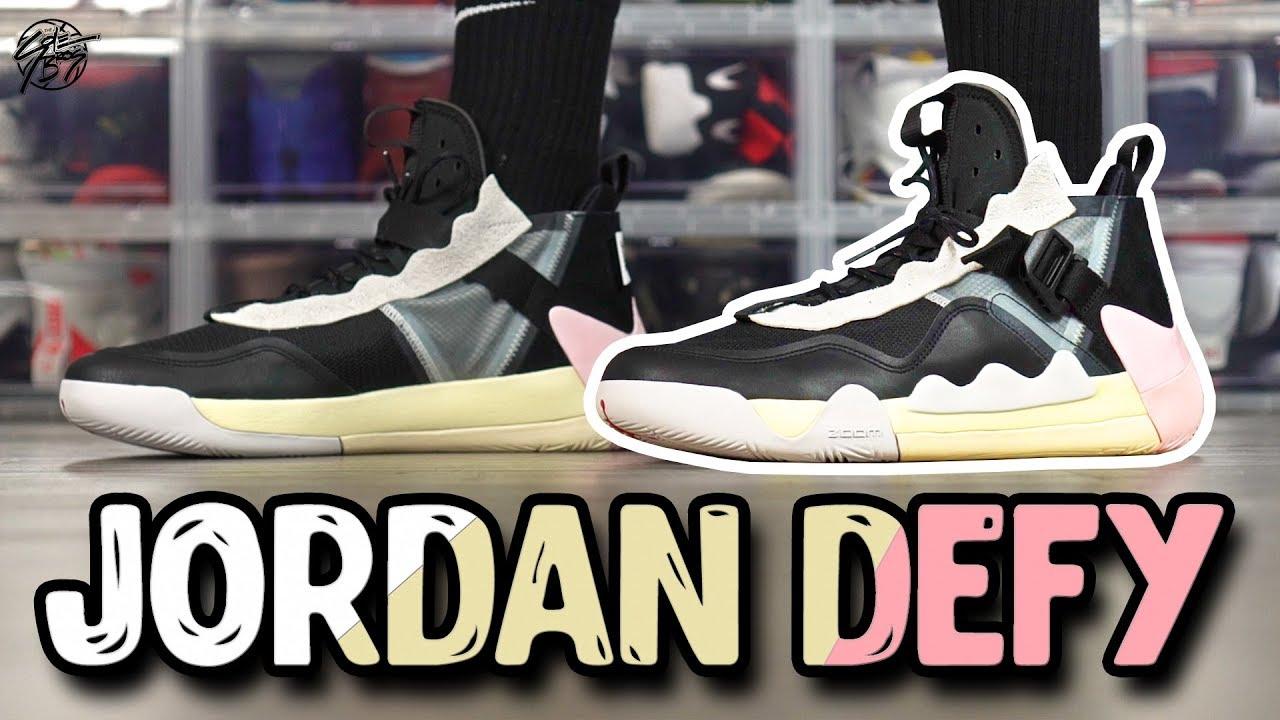 New Jordan Shoe! Jordan DEFY Detailed