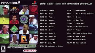 Smash Court Tennis: Pro Tournament | Complete Soundtrack