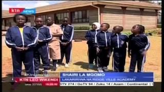 Wanafunzi wazindua Shairi la Mgomo