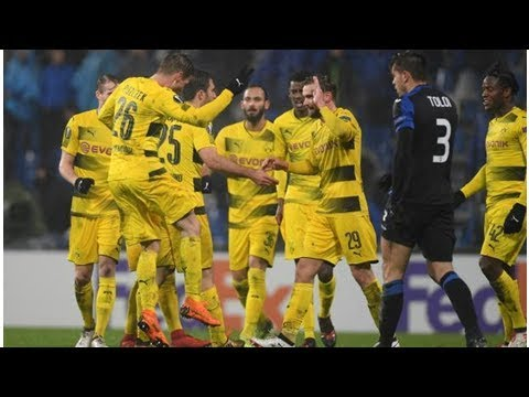 C3 : qualifiés, Dortmund et Arsenal ont souffert