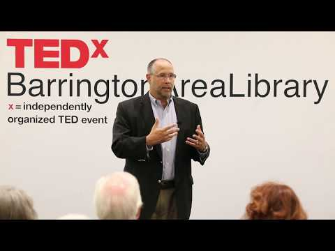 Tides, Teams and Transactions | Doug McConnell | TEDxBarringtonAreaLibrary