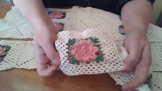 Video Best Way To Wash Old Doilies, Lace, Hand Work, Crochet, Knitting & Fragile Items download MP3, 3GP, MP4, WEBM, AVI, FLV Juli 2018