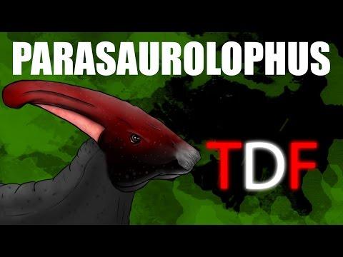 Parasaurolophus The Duckbilled Siren (TDF Facts)
