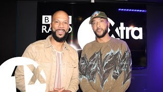The 5 most influential Hip Hop Tracks with Common on BBC 1Xtra