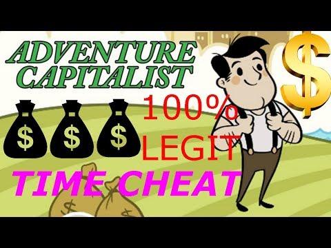(LEGIT) Adventure Capitalist Time Cheat! Working 2017 NO Hack/Survey/Virus NO ROOT