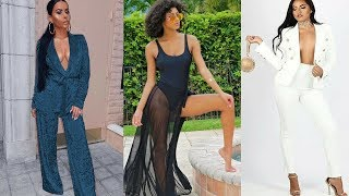 Clothes For Plus Size Women -  Curvy model fashion Style