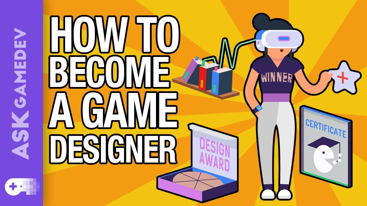 Video Game Designer: Become One in 2018!