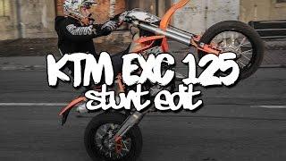 NaughtyRiders - KTM EXC 125 Stunt Edit
