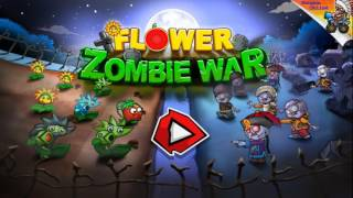 Angry Flower vs Zombies (Flower Zombies War) - GamePlay