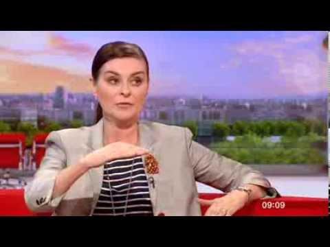 Lisa Stansfield Interview BBC Breakfast 2014