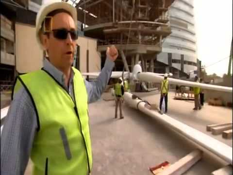 Megastructures Bahrain World Trade Centre Construction Docum