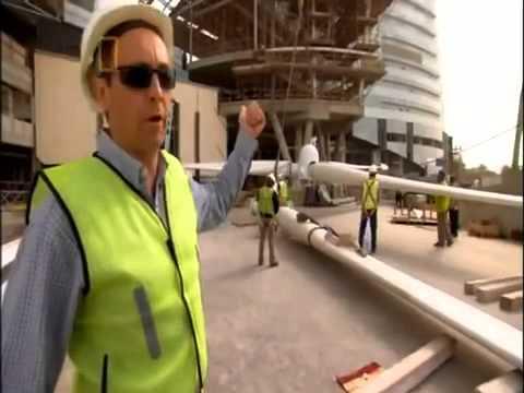 Megastructures Bahrain World Trade Centre Construction Documentary
