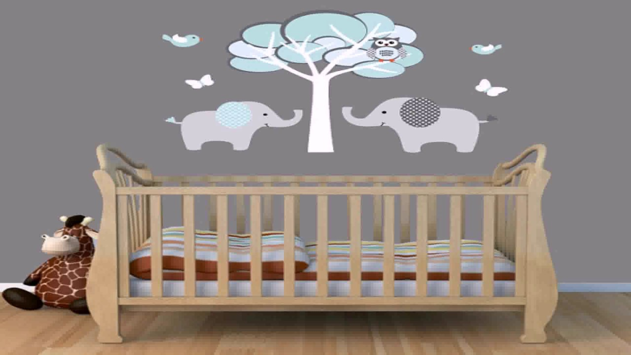 Diy Elephant Nursery Decor