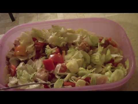 quick easy salad with nicer dicer fusion how to review youtube. Black Bedroom Furniture Sets. Home Design Ideas