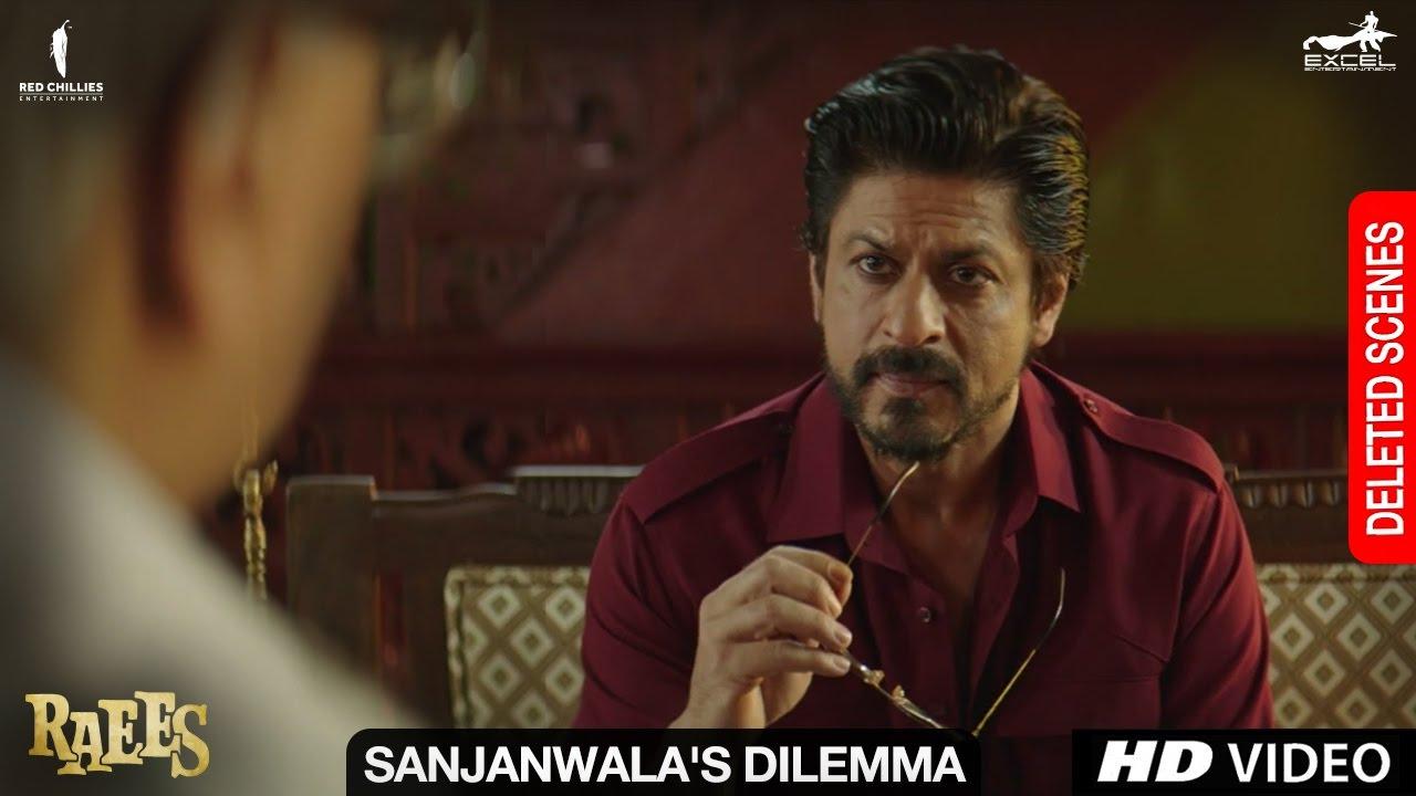 Download Raees | Sanjanwala's Dilemma | Deleted Scene | Shah Rukh Khan, Mahira Khan, Nawazudduin Sidiqqui