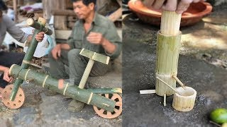 11 Creative handcraft make amazing item from wood & bamboo