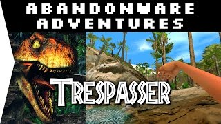 Jurassic Park: Trespasser ► The Crysis / Half-Life 2 Game of 1998! - [Abandonware Adventures!]
