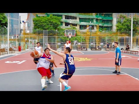 Titan Love Court! (Outdoor basketball in Manila)