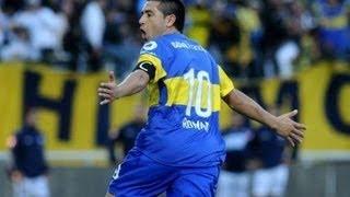 EL ETERNO N° 10 - Juan Román Riquelme