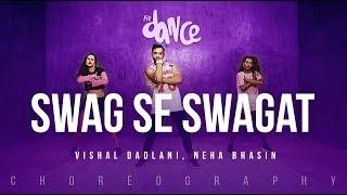 Swag Se Swagat Dance | Tiger Zinda Hai | Salman Khan | Katrina Kaif | Choreography FitDance Life