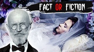 Man LIVES With HUMAN CORPSE - FACT or FICTION?