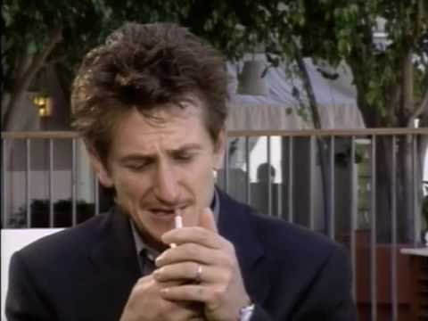 Sean Penn Job İnterview On Charlie Rose 1997 & 2001