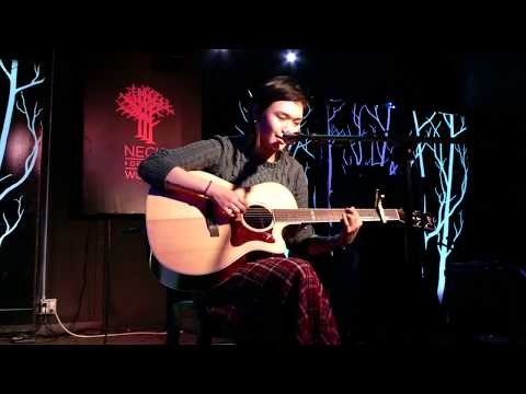 "【Yvette Young】 Acoustic Set - ""Tender"" (Neck of the Woods - 11/16/17) [HD4K]"