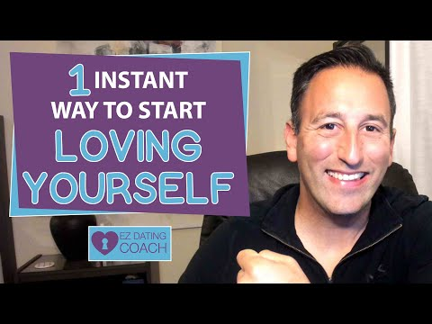 1 Instant Way To Start Loving Yourself (This Will Surprise You...) from YouTube · Duration:  6 minutes 40 seconds
